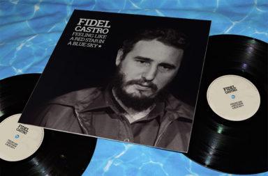 Fidel Castro Plattencover - Der Gazetteur