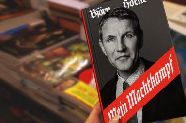 Björn Höcke Buch - Der Gazetteur