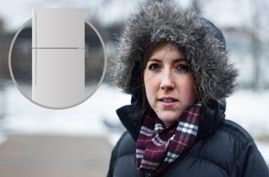 Kältewelle Kühlschrank - Der Gazetteur