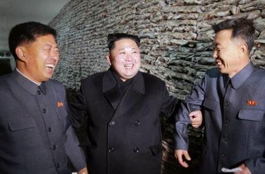 Kim Jong-un Vermittler - Der Gazetteur