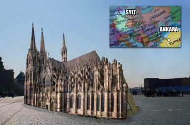 Köln Attrappe Sylt - Der Gazetteur