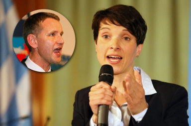 Frauke Petry Björn Höcke - Der Gazetteur