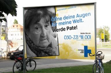 Rentner Patenprogramm Plakat - Der Gazetteur
