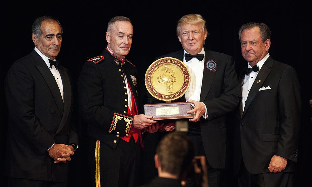 Donald Trump Preis - Der Gazetteur