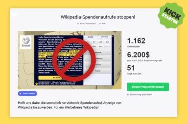 Kickstarter-Kampagne Spendenaufruf - Der Gazetteur