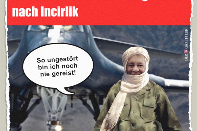 Einreiseverbot Incirlik - Der Gazetteur