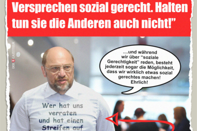 Neue Strategie der SPD - Der Gazetteur