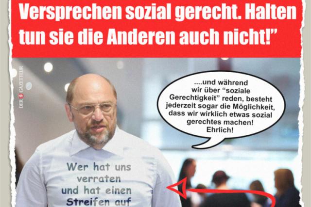Neue Strategie der SPD - Der Gazetteur