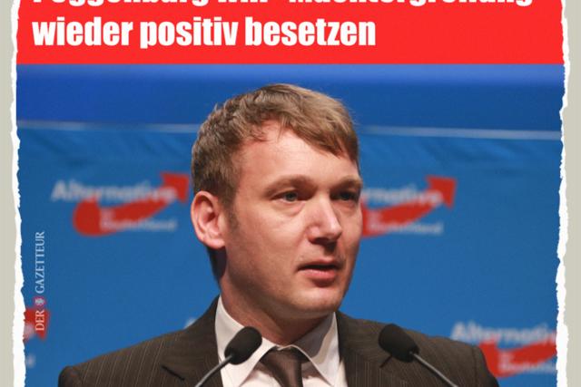 AfD Ergreifung - Der Gazetteur
