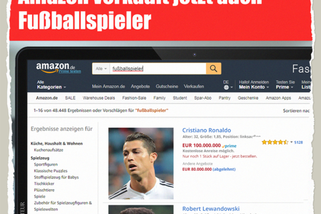 Amazon Fussball - Der Gazetteur
