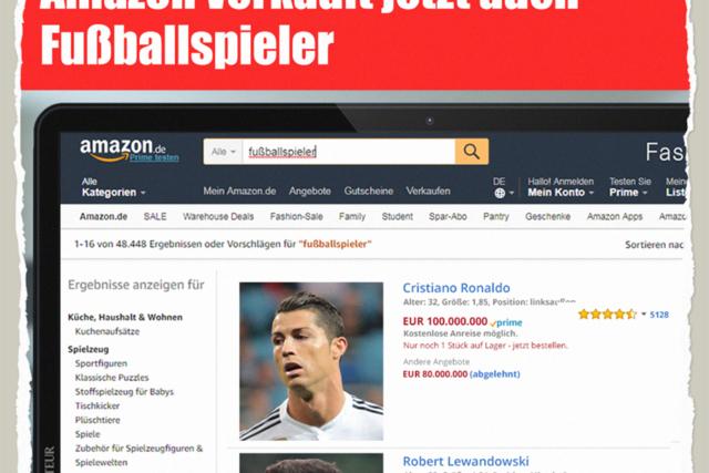 Amazon Fussball - Der Gazetteur