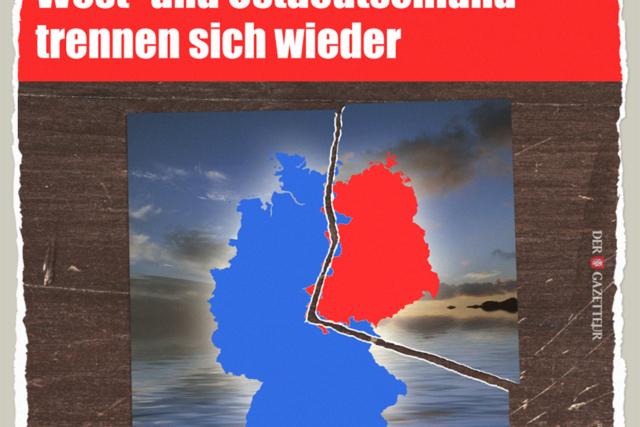 Einheitstrennung - Der Gazetteur