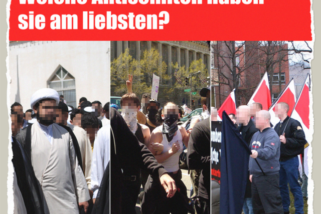 Lieblings-Antisemit - Der Gazetteur