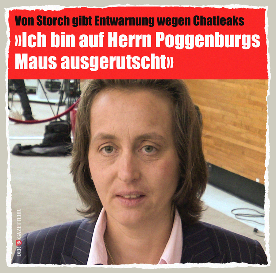 Mausrutscher - Der Gazetteur