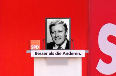 Helmut Schmidt Portrait Kanzlerkandidat - Der Gazetteur
