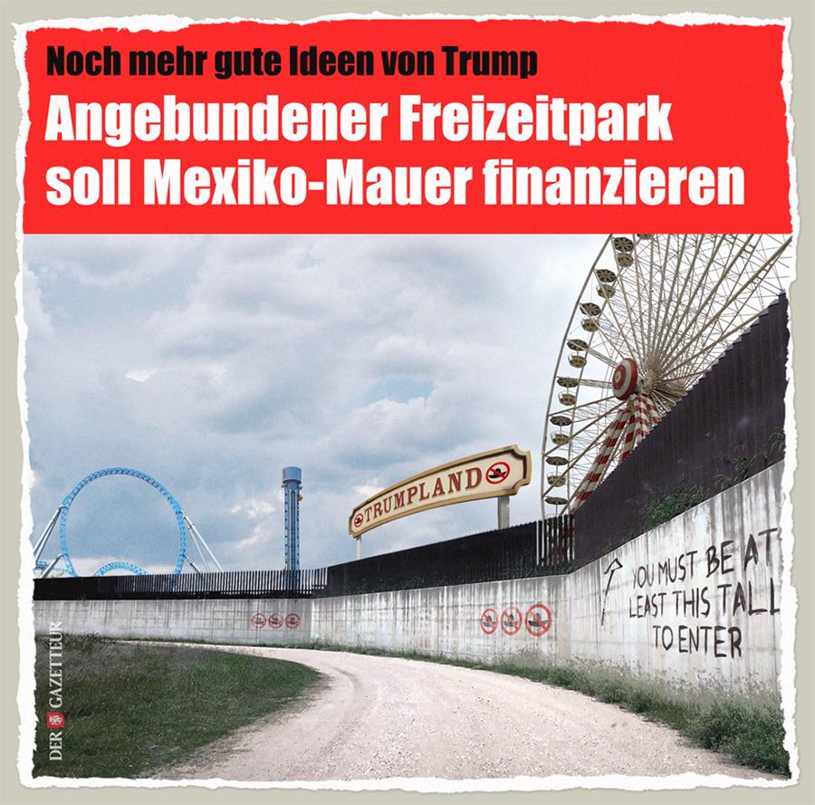 Trumpland - Der Gazetteur