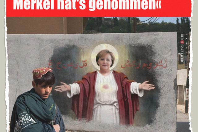Die Wege des Merkels - Der Gazetteur