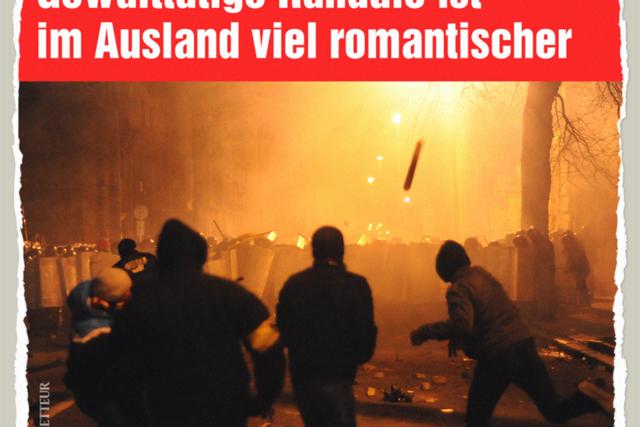 Auslandsrandalenromantik - Der Gazetteur
