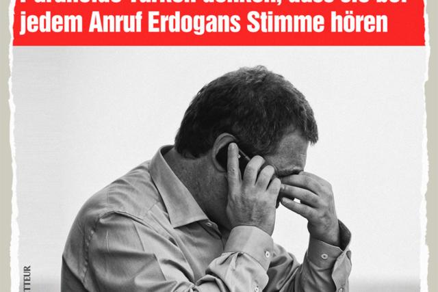 Bei Anruf Erdogan - Der Gazetteur