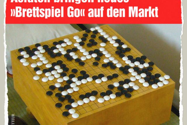 """Sommertrend """"Brettspiel Go"""" - Der Gazetteur"""
