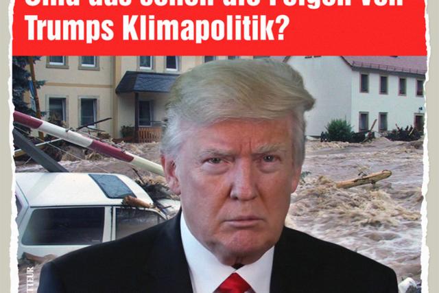 Danke Trump - Der Gazetteur