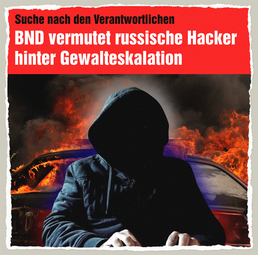 G20-Hacker - Der Gazetteur