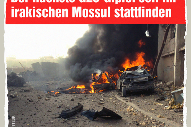 G20 in Mossul - Der Gazetteur