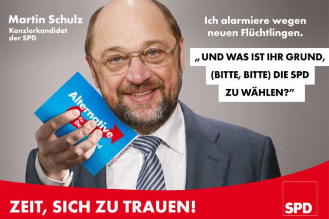 Ihr Grund SPD zu waehlen - Der Gazetteur