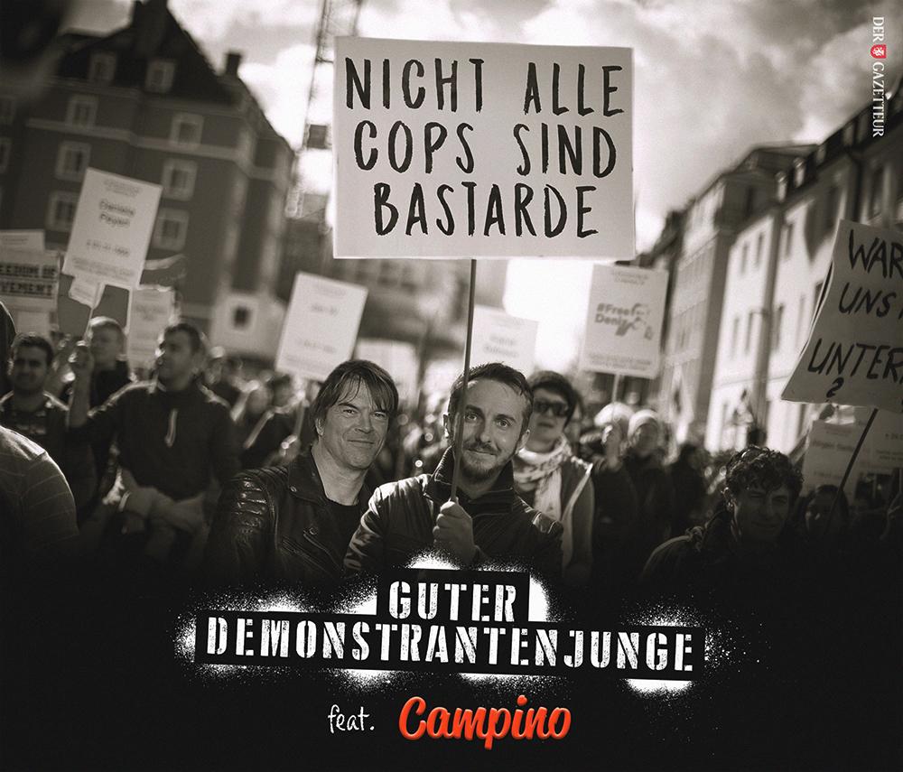 GUTER DEMONSTRANTENJUNGE - Der Gazetteur