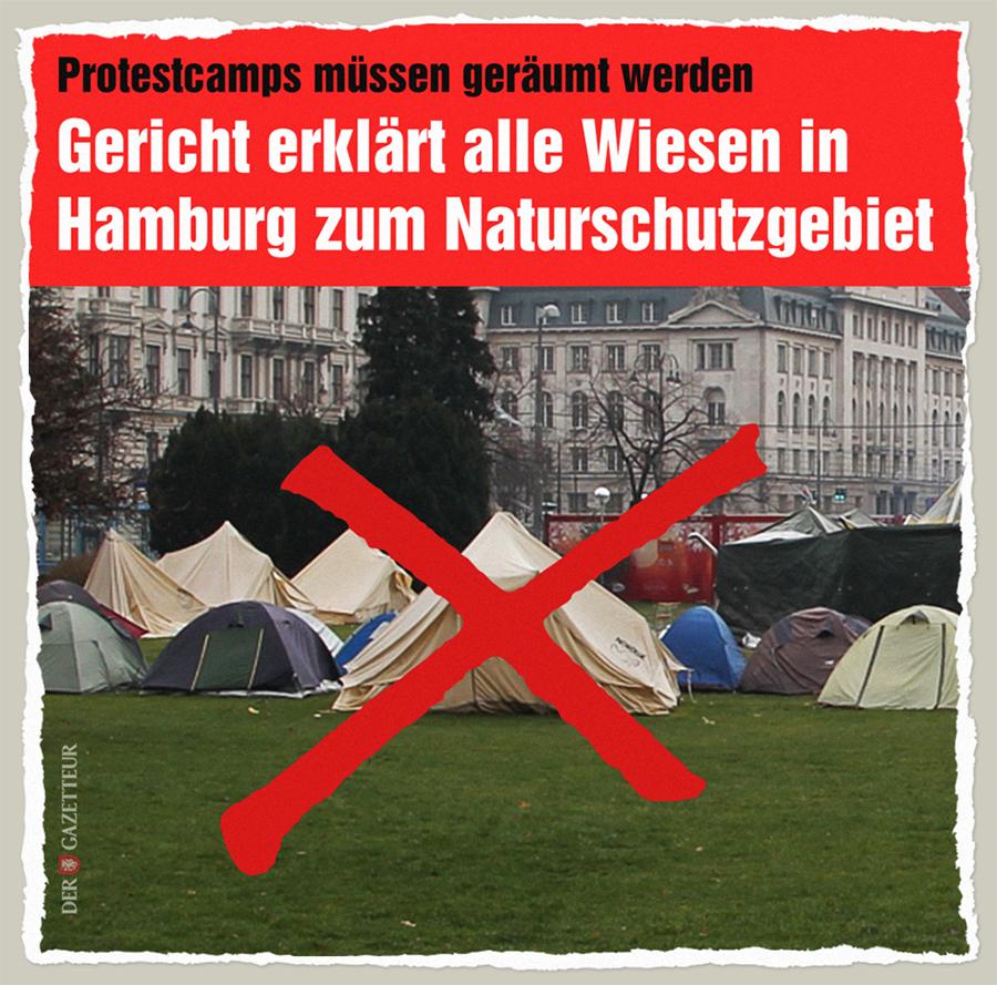 Hamburgschutzgebiet - Der Gazetteur