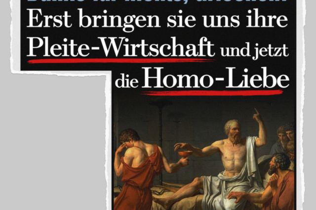 Die Homo-Griechen - Der Gazetteur