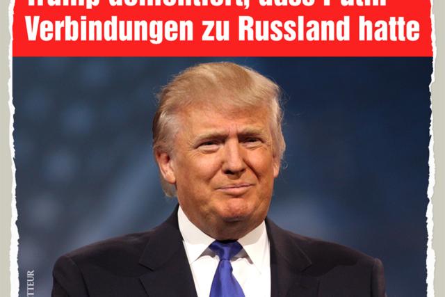 Putins Verbindungen zu Russland - Der Gazetteur