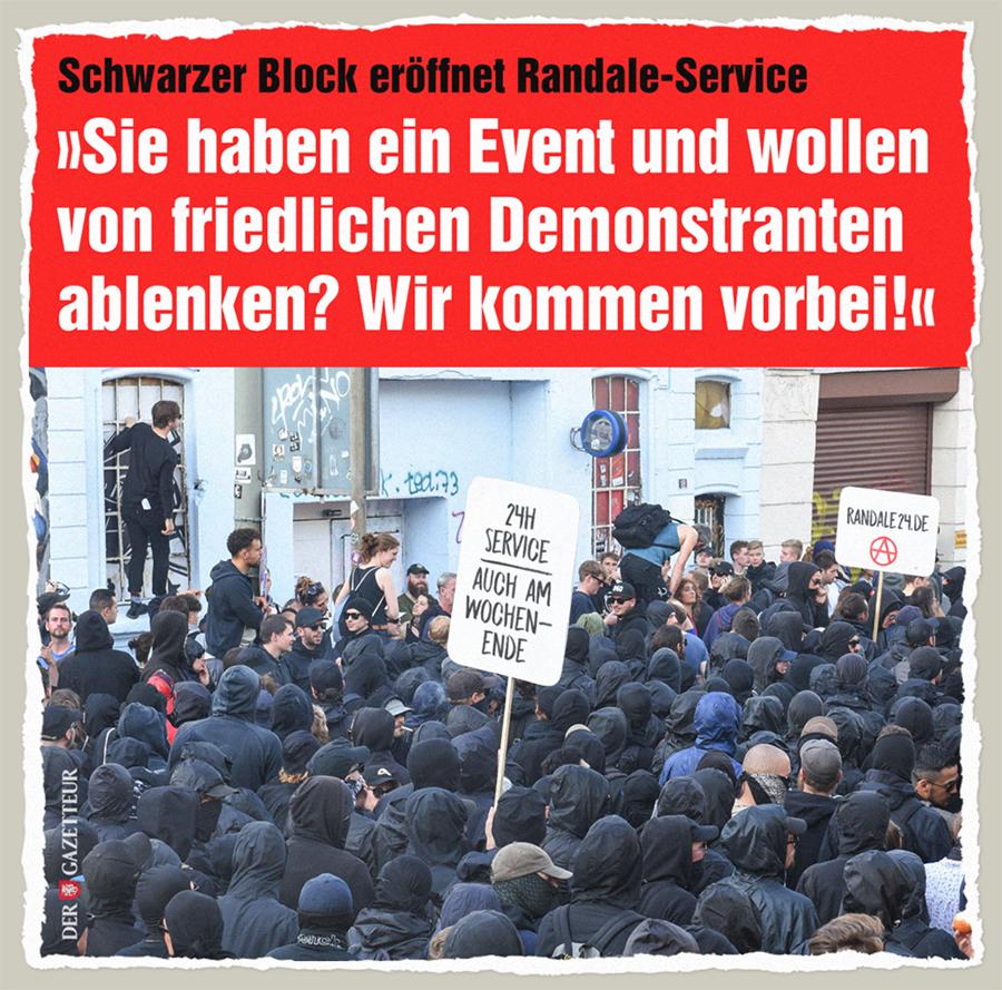Randale24 - Der Gazetteur