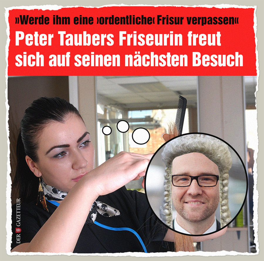 Taubers Friseurin - Der Gazetteur