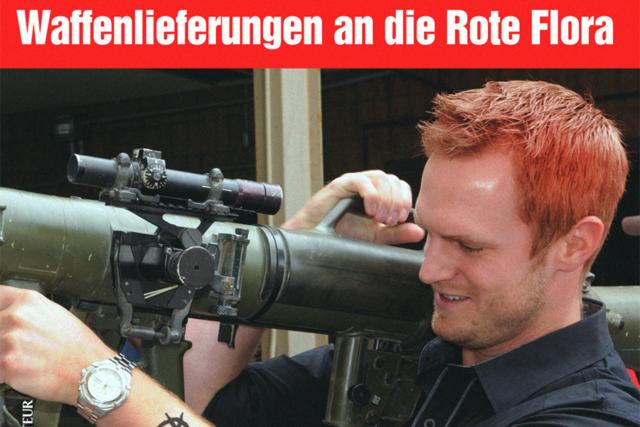 Waffen fuer die Rote Flora - Der Gazetteur
