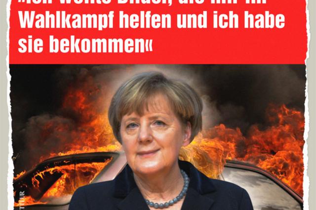 Wahlkampfbilder - Der Gazetteur