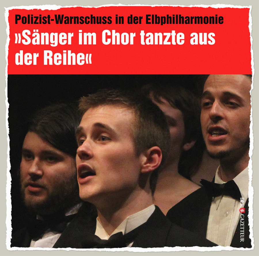 Ordnung in der Elbphilharmonie - Der Gazetteur