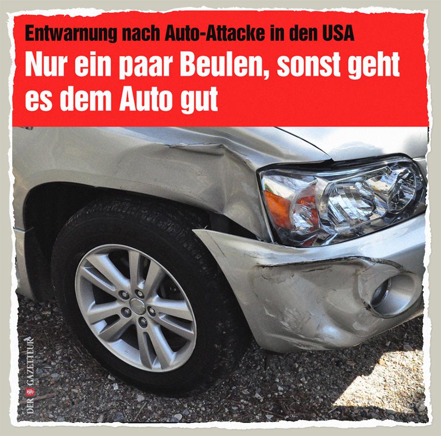 Autoentwarnung - Der Gazetteur