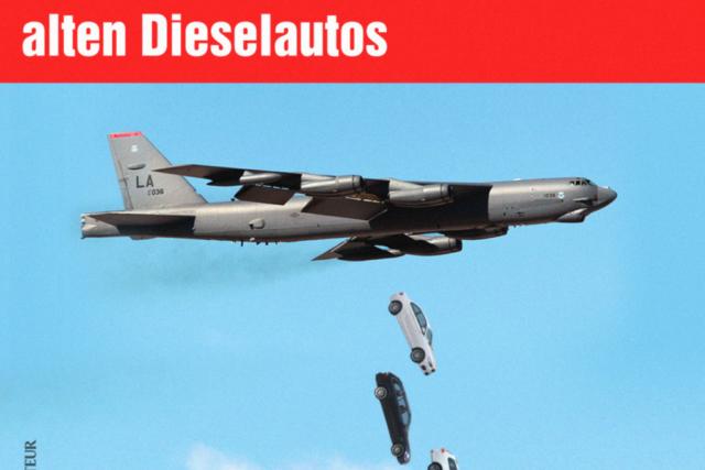 Autoabgasbomben - Der Gazetteur