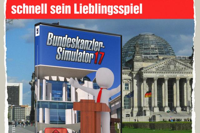 Bundeskanzler-Simulator 2017 - Der Gazetteur
