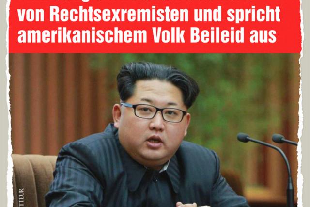 Kims Beileid - Der Gazetteur