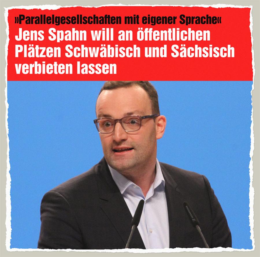 Parallelgesellschaften in Deutschland - Der Gazetteur