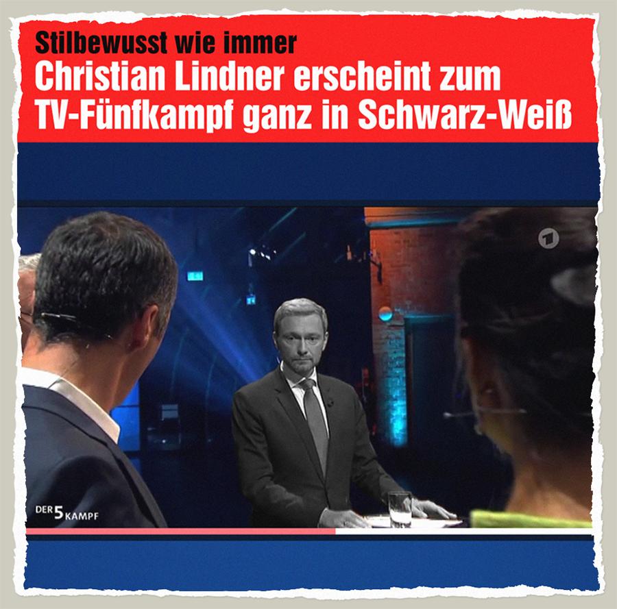 Lindner-Stil - Der Gazetteur