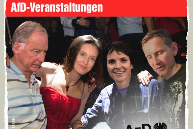 AfD – Tag & Nacht - Der Gazetteur