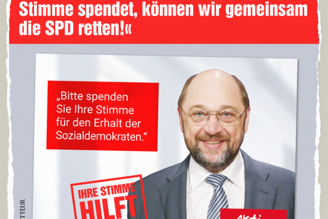 Aktion Sorgen-SPD - Der Gazetteur