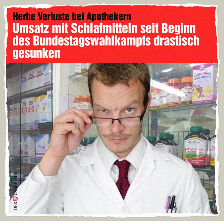 Bundesschlafmittel - Der Gazetteur