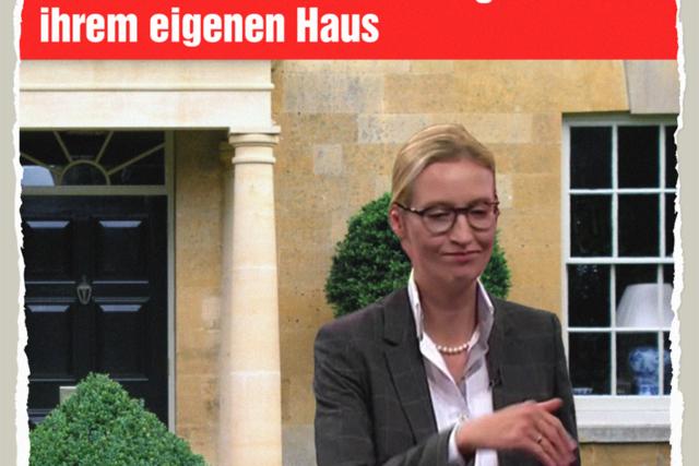 Eklat am Esstisch - Der Gazetteur