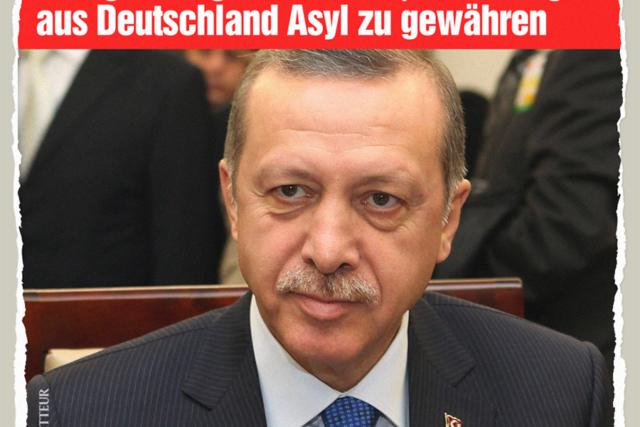 Tuerkei-Asyl - Der Gazetteur