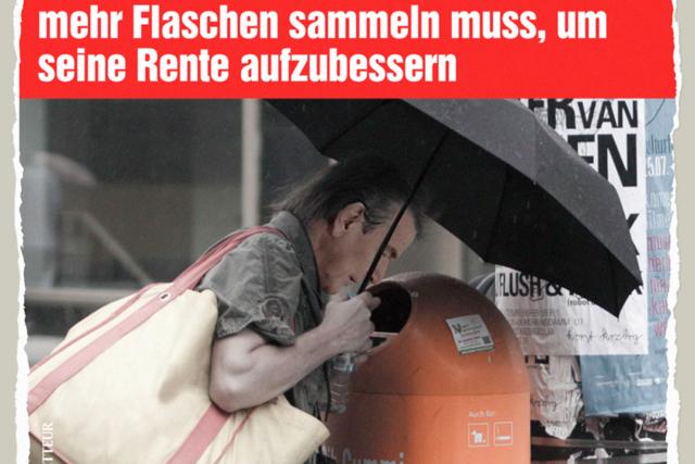 Flasche und Schroeder - Der Gazetteur