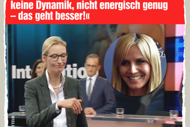 Germanys next Top-Populist - Der Gazetteur